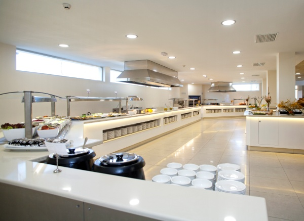 Buffets, Show-cooking