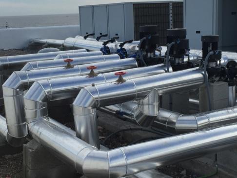 Climatización industrial